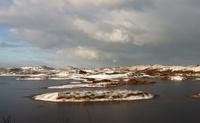 Der 'Meisterplak' westlich von Midsland aan Zee